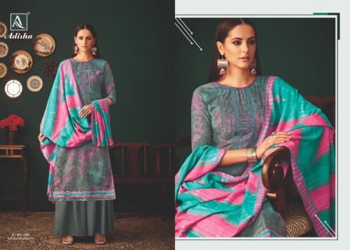Alok Suits Adisha 457-002 Price - 775