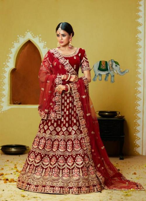 Kessi Fabrics Wedding Express 3433 Price - 5099