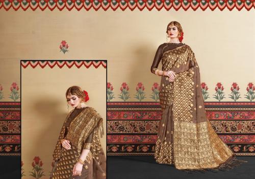 Yadu Nandan Fashion Kranti Silk 29774 Price - 1205