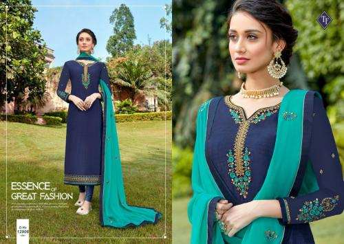 Tanishk Fashion Royal Silk 12906 Price - 795