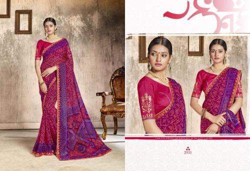 Kessi Fabrics Chunri 2931-2938 Series