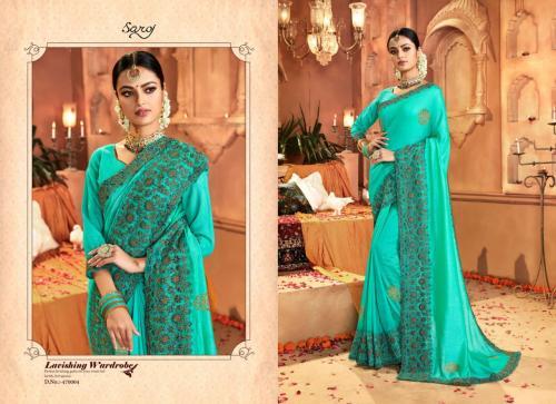 Saroj Sarees Nupur 470004 Price - 1325