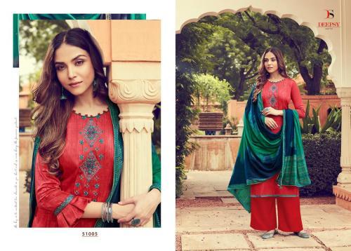 Deepsy Suits Panghat 51005 Price - 750