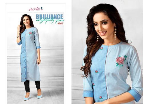 Sinzara Blush wholesale Kurti catalog