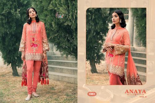 Shree Fabs Anaya Vol-8 1961-1967 Series