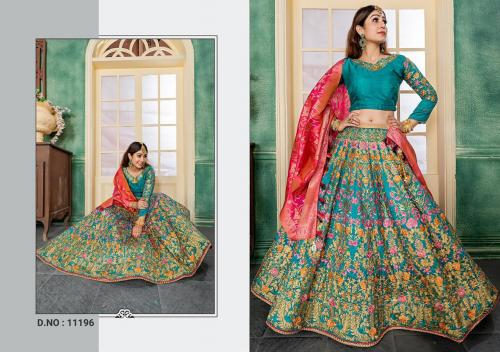 Peafowl Bridal Collection 11196 Price - 2422