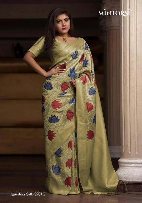 Varsiddhi Fashion Mintorsi 9203 G Price - 3000