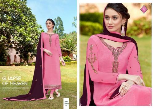 Tanishk Fashion Royal Silk 12903 Price - 795
