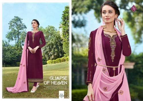 Tanishk Fashion Royal Silk 12904 Price - 795