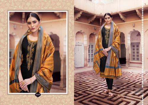 Kessi Fabrics Aabhushan 6009 Price - 1099