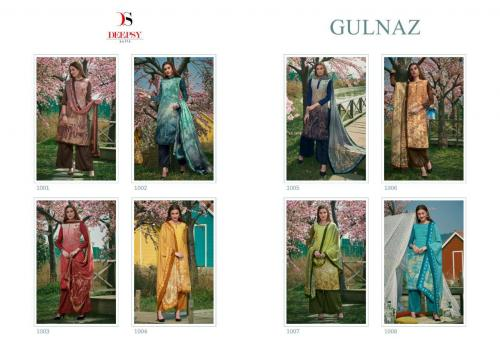 Deepsy Suits Gulnaz 1001-1008 Price - 3880