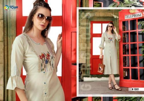 Riya Designer Anishka 1001-1006 Series
