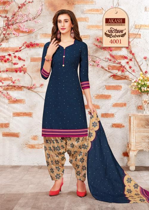Akash Patiyala Babes 4 4001-4010 Series