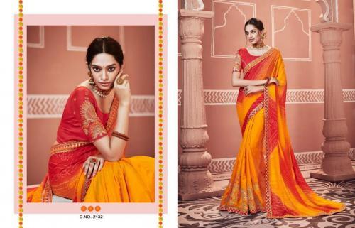 Kessi Fabrics Bandhej 2132