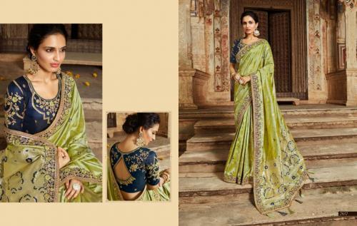 Kessi Fabrics Parneeta 2631-2640 Series
