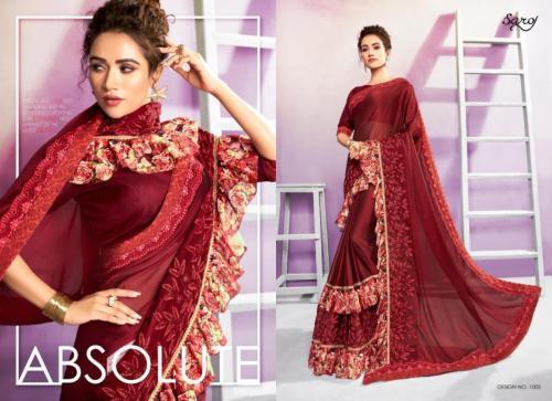 Saroj Saree Tani Bani 1005 Price - 1295