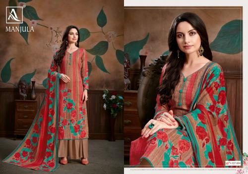 Alok Suits Manjula 337-004 Price - 580