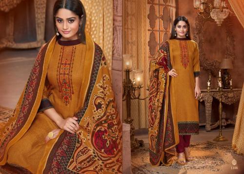 Mrigini Pashmina Collection 1105 Price - 595