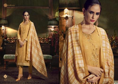 Sadhana Fashion Burberry 9527 Price - 750