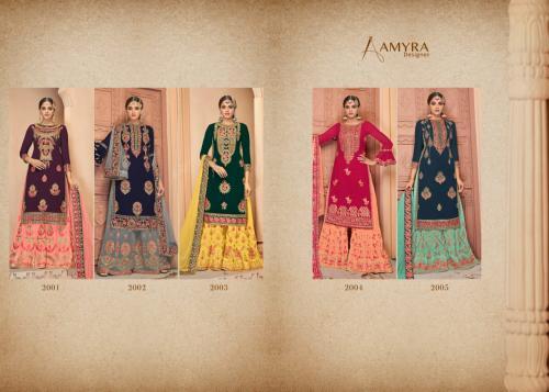 Amyra Designer Gulnaaz 2001-2005