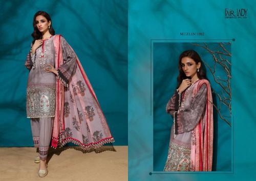 Mumtaz Arts Fair Lady Muzlin SS1002 Price - LAWN Dupatta - 829 , CHIFFON Dupatta - 799
