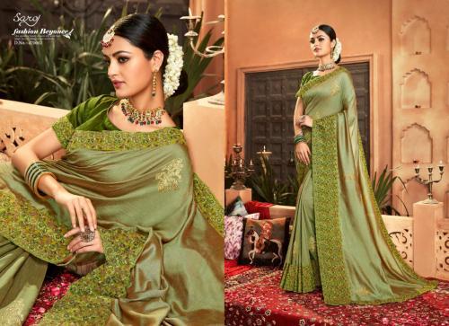 Saroj Sarees Nupur 470002 Price - 1325