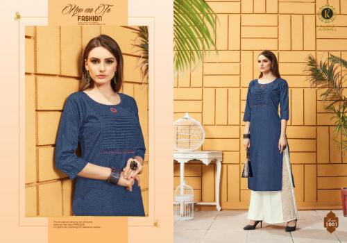 Kalki Fashion Mirow Vol-1 1001-1006 Series