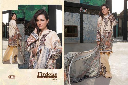 Shree Fabs Firdous Exclusive Collection 6162