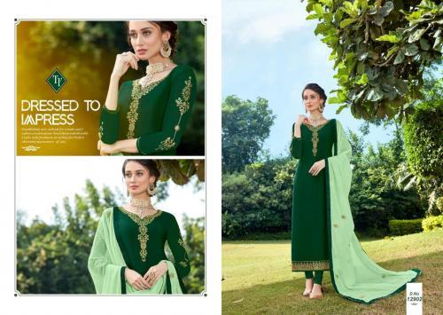 Tanishk Fashion Royal Silk 12902 Price - 795
