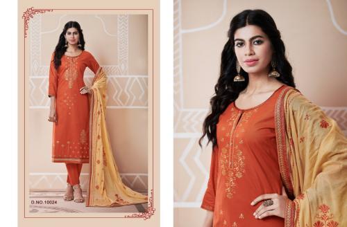Kessi Fabrics Ramaiya Gehana 10024