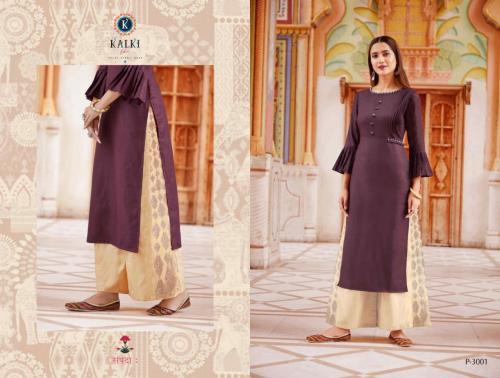 Kalki Fashion Mirow Vol-3 3001-3006 Series