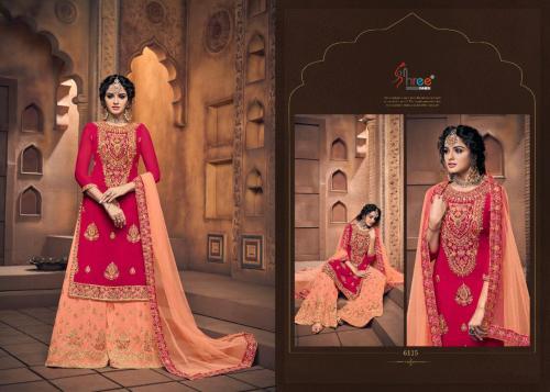 Shree Fabs Shehnai 6115 Price - 2099