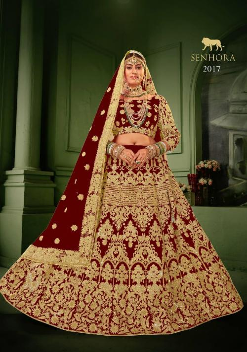 Senhora Dresses Amira Bridal Heritage Vol-6 2017 Colors