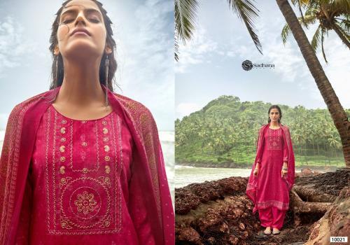 Sadhana Fashion Zoheen 10021-10030 Series
