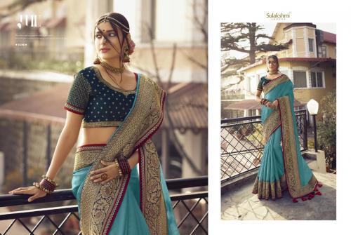 Sulakshmi Saree Sunshine 6406 Price - 2085