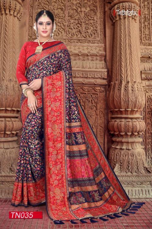 Tathastu Non Catalog Saree TN-35  Price - 5655