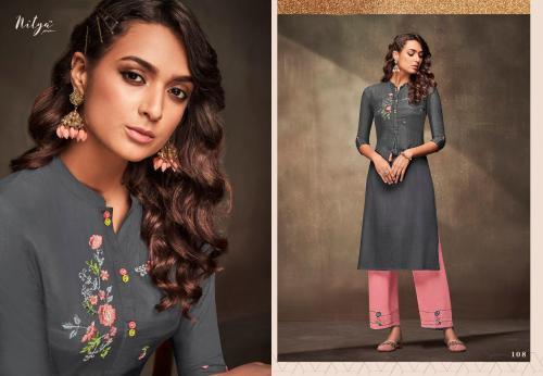 LT Fabrics Nitya Feyre 108 Price - 1150
