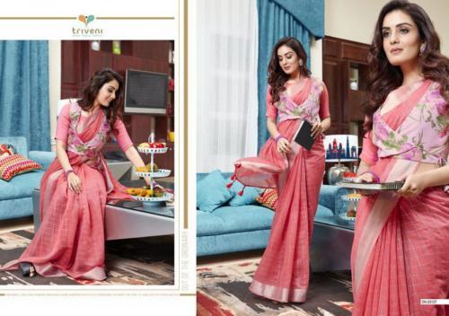 Triveni Saree Nakshita 25127 Price - 831