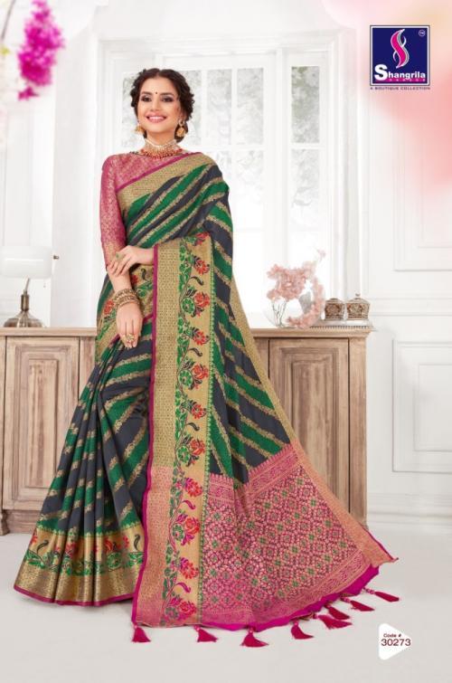Shangrila Saree Jeevika Silk 30273 Price - 1105