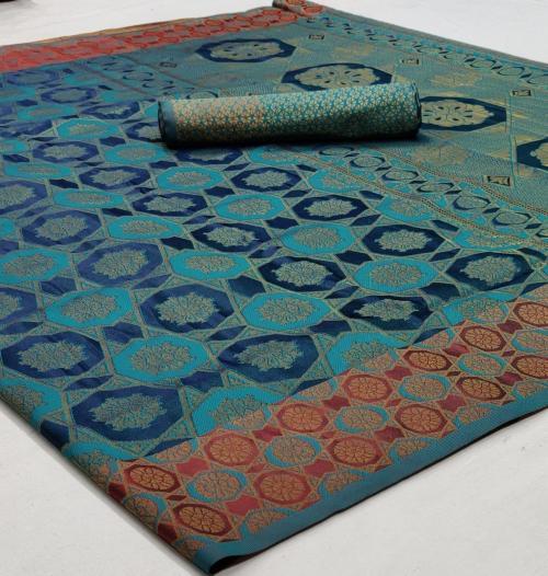 Rajtex Kiyara Silk 138003 Price - 1495