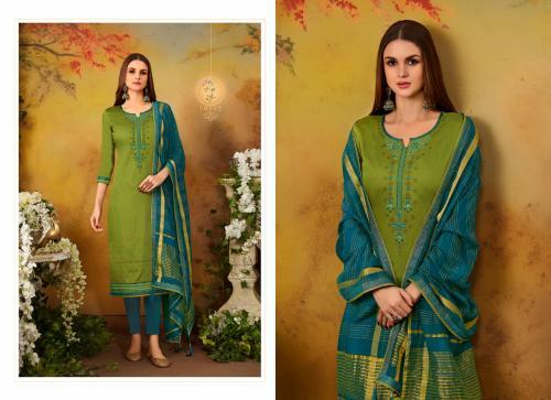 Kessi Fabrics Ramaiya Zanzar 10102 Price - 899