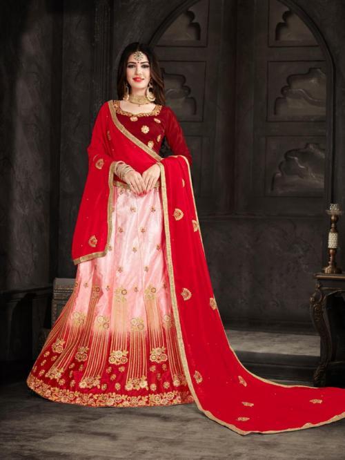 Natraj Lehenga Aashana 28003 Price - 1400