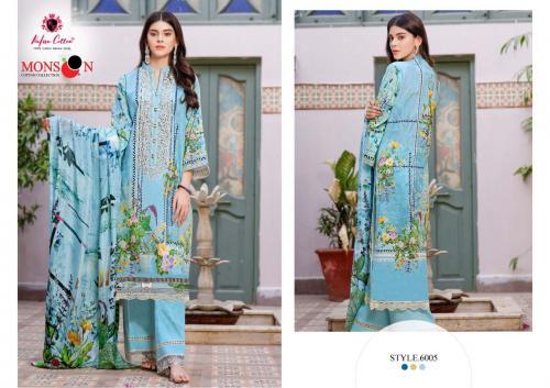 Nafisa Cotton Monsoon 6005 Price - 399