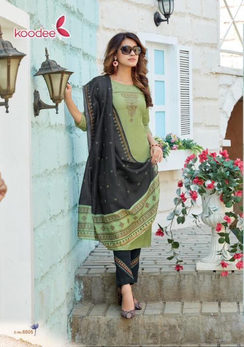 Koodee Sandhya 6505 Price - 1245