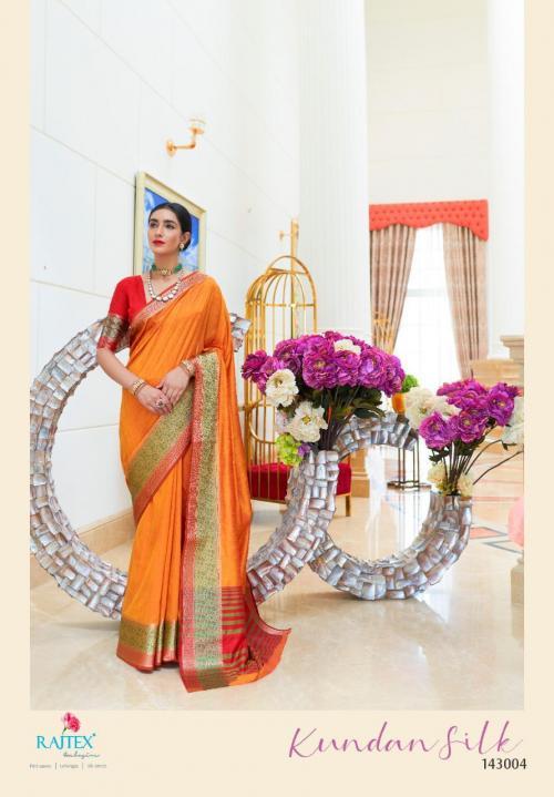 Rajtex Kundan Silk 143004 Price - 935