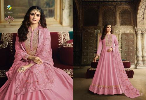 Vinay Fashion Rang Mahal Hit 11762-C Price - 2465