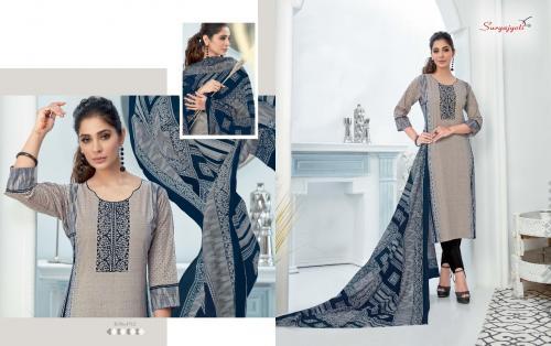 Surya Jyoti Trendy Cotton 4712 Price - 465