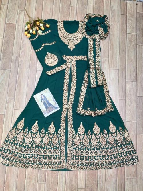 Aashirwad Creation Paakhi 7215 B Master Copy Price - 1660