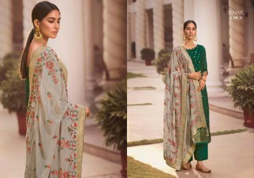 Glossy Nihaara 1216 Price - 2195