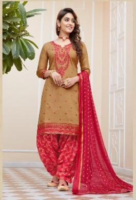Kessi Fabrics Shangar by Patiala House 5714 Price - 999